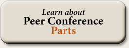Learn about Peer Conference Parts