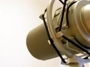 Relocalizing Vermont Radio microphone