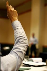 fundamental questions conference design