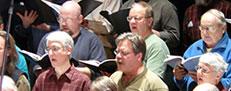 Brattleboro community chorus