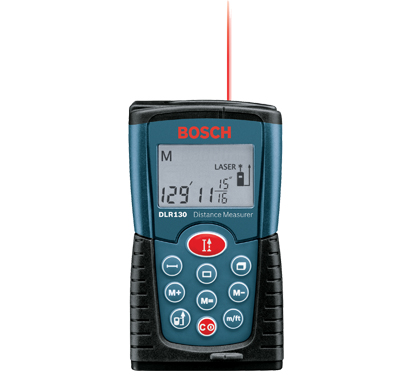 Bosch DLR130K Digital Measurer