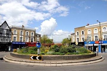 the British roundabout