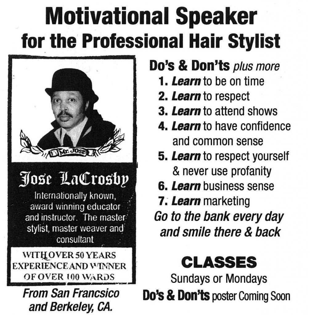 Motivational speaker 3775763004_ae663793fc_o
