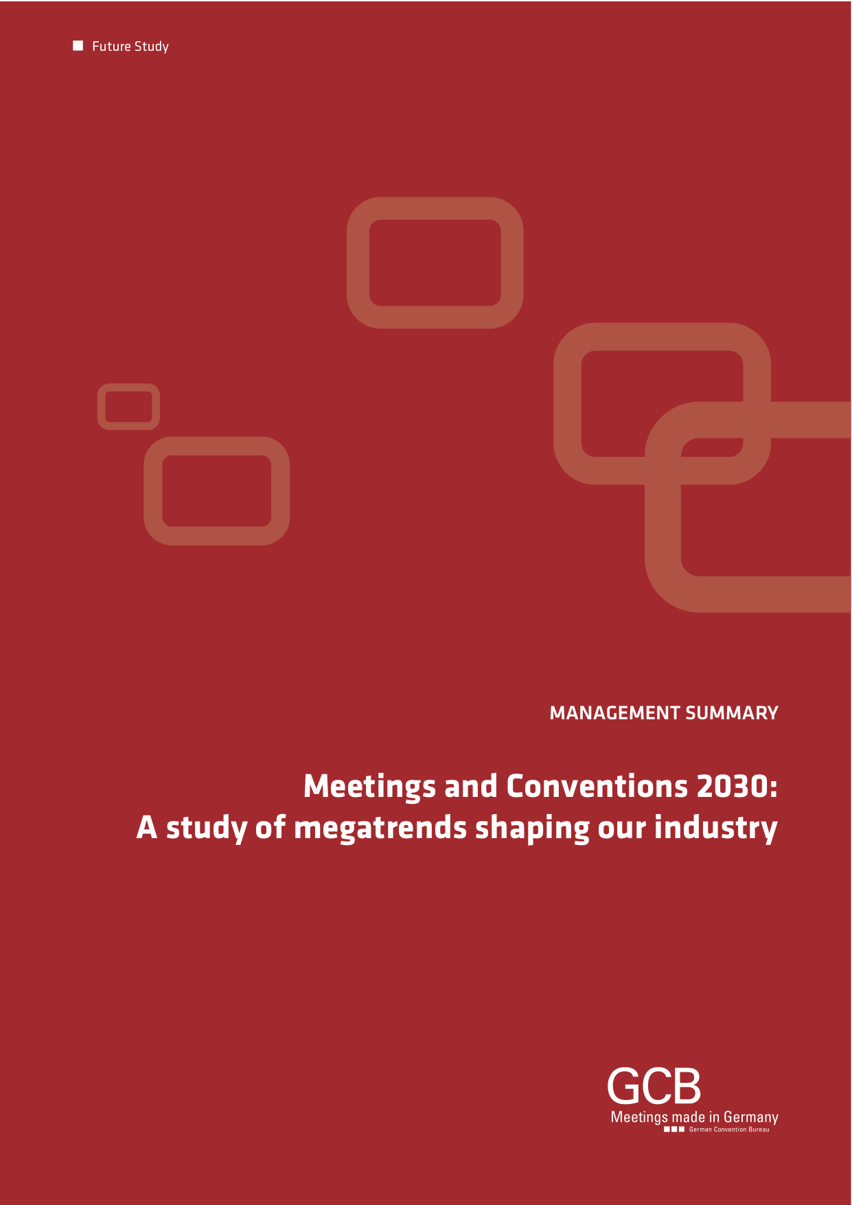 A study of megatrends shaping our industry