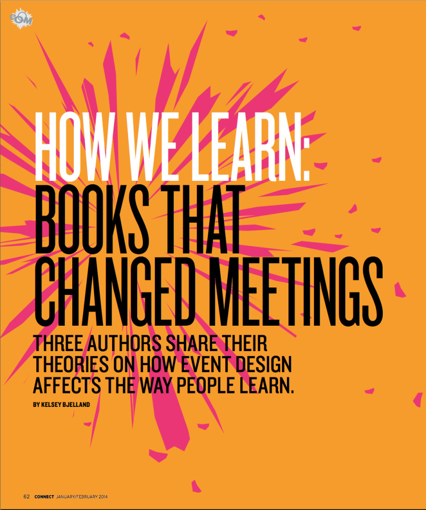 How We Learn- Books That Changed Meetings cover