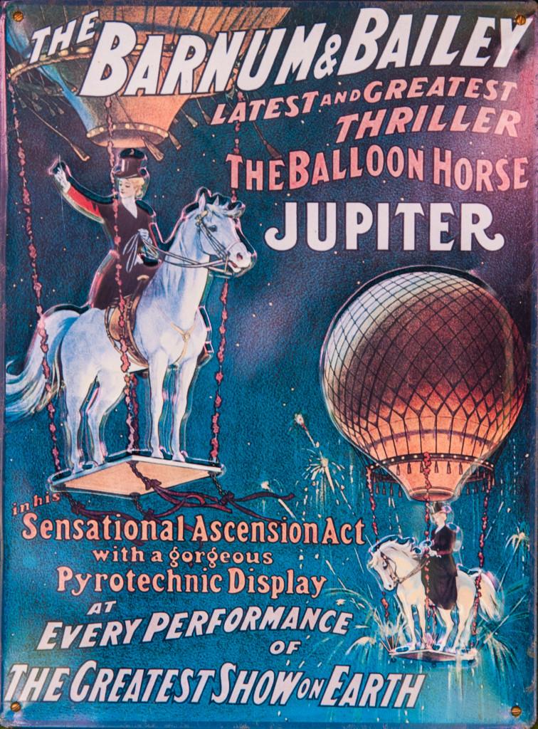 Old Metal Advertisements