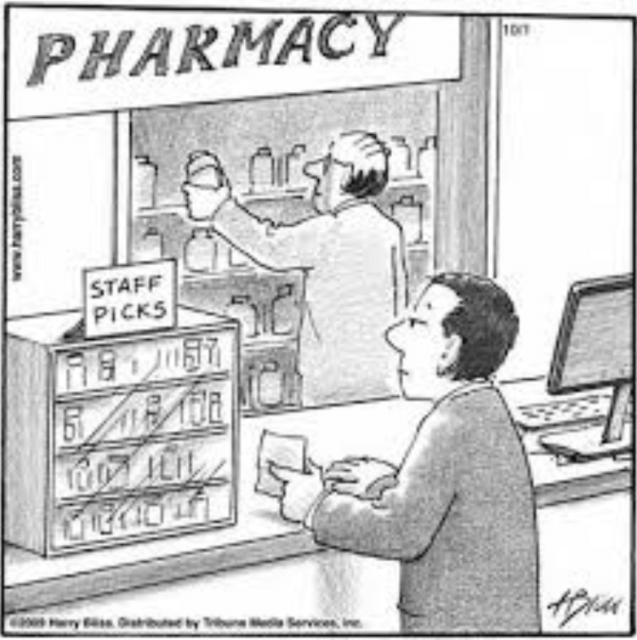 conference like pharmacy