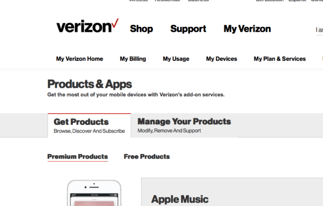 How to enable Verizon free call filtering