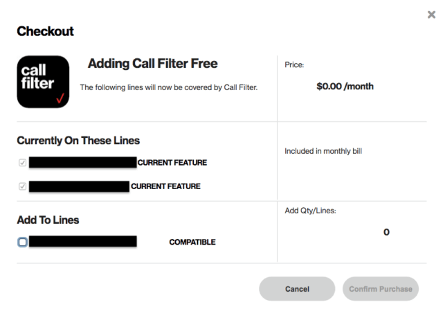 How to enable Verizon free call filtering : Conferences That