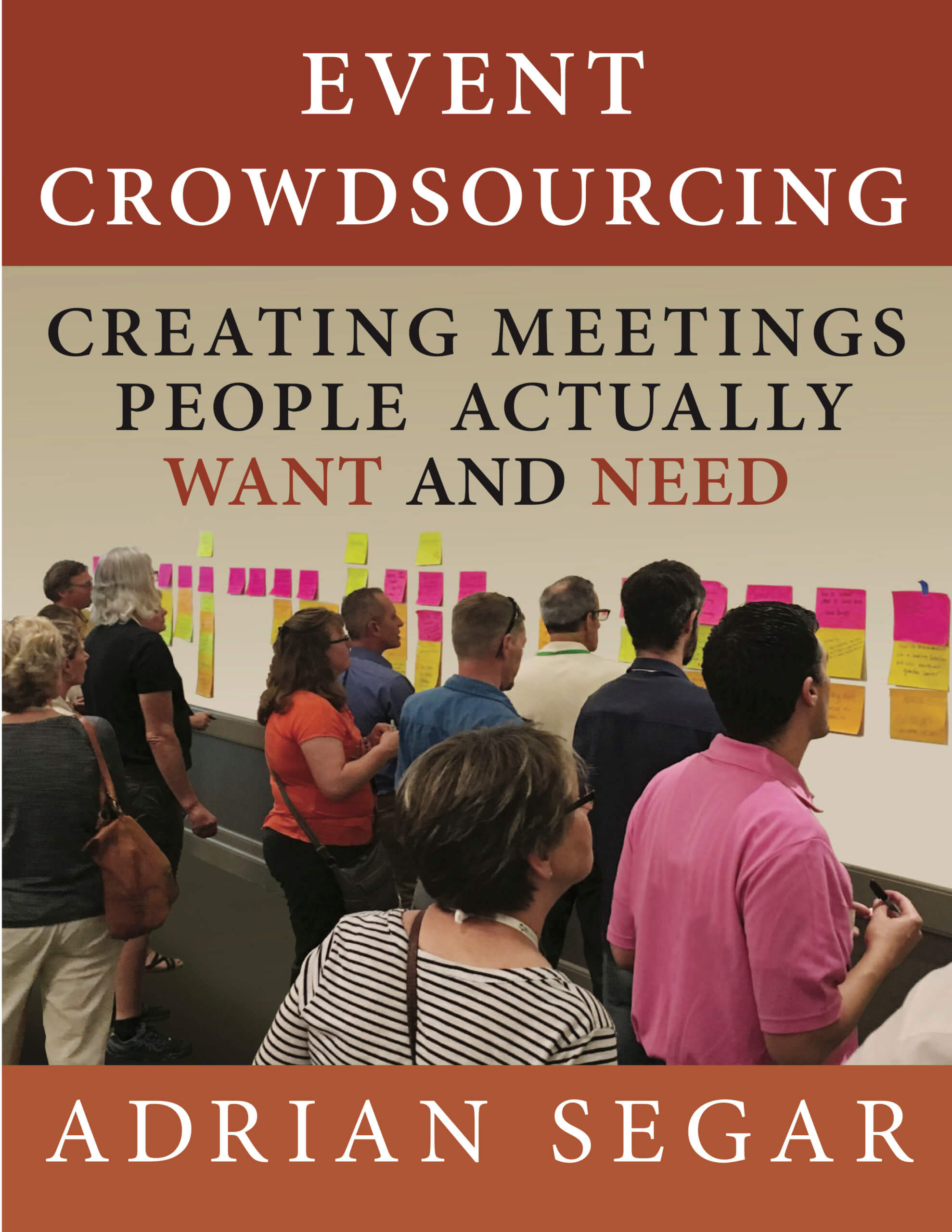 Event Crowdsourcing Front Cover