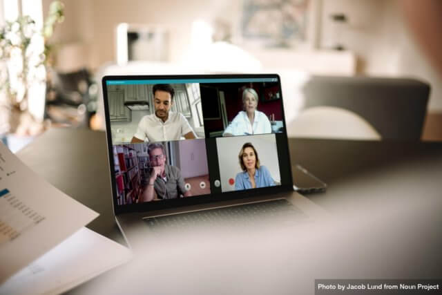online meetings collective intelligence